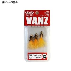 ヴァンフック(VANFOOK) ビーズヘッドマラブー #12 オリーブピーコック BM-1210