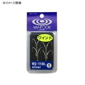ヴァンフック(VANFOOK) ダブルフック ワインドスペシャル WS-11BL ダブルフック