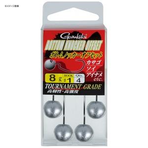 がまかつ(Gamakatsu) ボトムノッカー オフセット 67625 ワームフック(ジグヘッド)