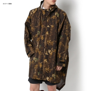 【送料無料】Columbia(コロンビア) Spey Pines Hunting Patterned Poncho Men's M 939(Timberwolf) PU1644