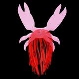 メガバス(Megabass) 8Pod TACO-LE RUBBER SHRIMP(エイトポッド タコーレ ラバーシュリンプ) その他エギ&アクセサリー