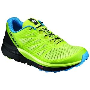 【送料無料】SALOMON(サロモン) FOOTWEAR SENSE PRO MAX 27.5cm Lime PunchxBlackxHawaii L39203800