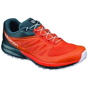 【送料無料】SALOMON(サロモン) FOOTWEAR SENSE PRO 2 27.0cm FlamexReflectingxWhite L39250500