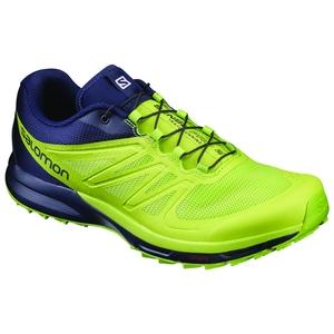 【送料無料】SALOMON(サロモン) FOOTWEAR SENSE PRO 2 27.5cm Navy BlazexLime Pun L39250400
