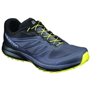 【送料無料】SALOMON(サロモン) FOOTWEAR SENSE PRO 2 27.5cm Ombre BluexBlackxYellow L39250300