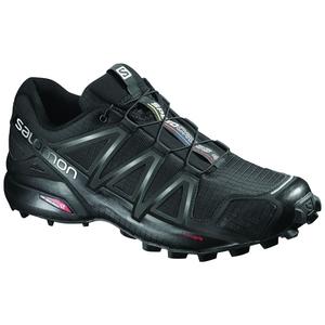 【送料無料】SALOMON(サロモン) FOOTWEAR SPEEDCROSS 4 27.0cm BlackxBlackxBlack L38313000
