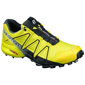 【送料無料】SALOMON(サロモン) FOOTWEAR SPEEDCROSS 4 27.0cm Empire YellowxBlackxBlack L39240000