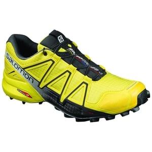 【送料無料】SALOMON(サロモン) FOOTWEAR SPEEDCROSS 4 27.0cm Empire YellowxBlackxBlack L39240000