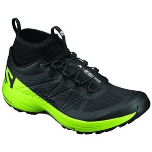 【送料無料】SALOMON(サロモン) FOOTWEAR XA ENDURO 26.0cm BlackxLime GreenxBlack L39240700