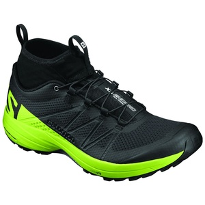 【送料無料】SALOMON(サロモン) FOOTWEAR XA ENDURO 26.5cm BlackxLime GreenxBlack L39240700