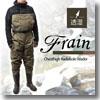 フレイン(Frain) 透湿チェストハイラジアルウェダー(ハイバック)