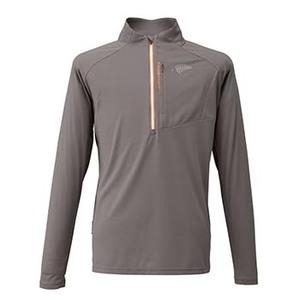 フリーノット(FREE KNOT) BOWBUWN ジップシャツ Y1436-L-93 フィッシングシャツ