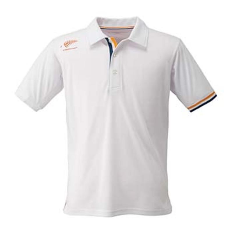 フリーノット(FREE KNOT) HYOON ポロシャツ M 10 ホワイト Y1515-M-10