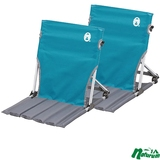 Coleman(コールマン) コンパクトグランドチェア×2【お得な2点セット】 170-7672 座椅子&コンパクトチェア