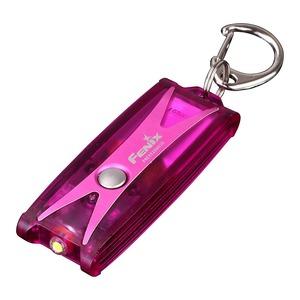 フェニックスライトリミテッド(FENIX) 日亜製LED ハンディミニライト USB充電式 ピンク UC01BP