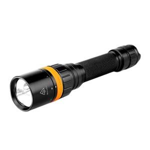 【送料無料】フェニックスライトリミテッド(FENIX) XM-L2 LED ダイビングライト 100m防水 SD20