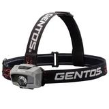 GENTOS(ジェントス) ヘッドライト CB-100D 最大200ルーメン 単四電池式 CB-100D ヘッドランプ