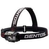 GENTOS(ジェントス) ヘッドライト CB-300D 最大230ルーメン 単四電池式 CB-300D ヘッドランプ