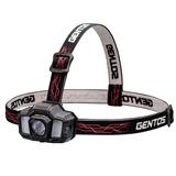 GENTOS(ジェントス) ヘッドライト GD-200R 最大200ルーメン 充電式 GD-200R ヘッドランプ