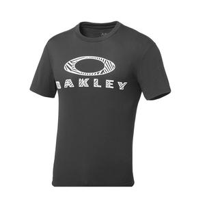 OAKLEY(オークリー) Enhance SS O-FIT Tee.17.01 Men's L 02E(Blackout) 456675JP