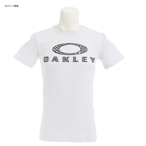 OAKLEY(オークリー) Enhance SS O-FIT Tee.17.01 Men's M 30G(Natural Heather) 456675JP