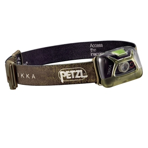 PETZL(ペツル) ティカ 最大200ルーメン 充電式/単四電池式 E93AAB ヘッドランプ