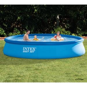 INTEX(インテックス) イージーセットプール 396×84cm #28143 ビーチ・プール用品