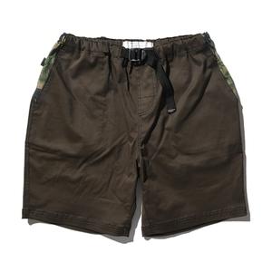 【送料無料】BELLWOODMADE(ベルウッドメイド) AWESOME SHORT PANTS L OLIVE BWSPOLL1985