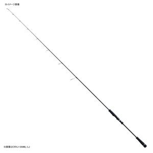 メジャークラフト 3代目クロステージ ジギングシリーズ CRXJ-S602/4