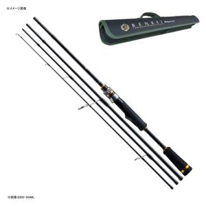メジャークラフト ベンケイ 4ピースモデル BIS-644UL