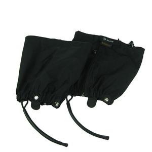 イスカ(ISUKA) ウェザーテック ショートスパッツ ブラック 247201