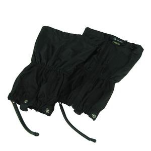 イスカ(ISUKA) ゴアテックス ライトスパッツ ミッドサイズ ブラック 246201