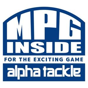 アルファタックル(alpha tackle) MPG INSIDE ステッカー 20056