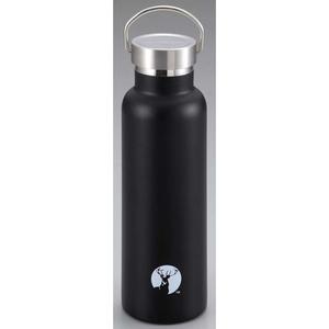キャプテンスタッグ(CAPTAIN STAG) HDボトル600 0.6L ブラック UE-3366