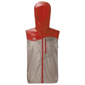 【送料無料】マウンテンイクイップメント(Mountain Equipment) Helium Vest M A47(オーロラレッド/フォグ) 421350