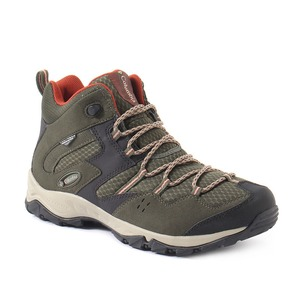 【送料無料】Columbia(コロンビア) SABER MID III OOMNI-TECH Men's 9/27.0cm 347(Surplus Green) YM5259