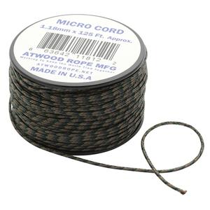 アットウッドロープ(Atwood Rope) マイクロコード ウッドランド 44004