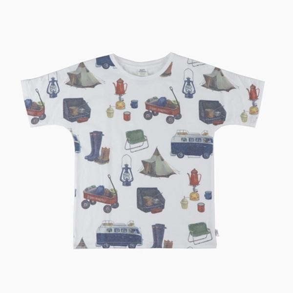 gym master(ジムマスター) ハッピーペイントTee G733303 メンズ半袖Tシャツ