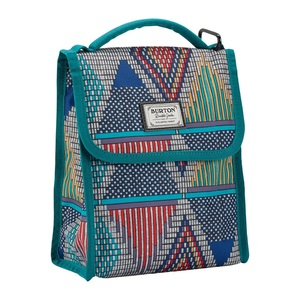 LUNCH SACK 6L DE GEO PRINT
