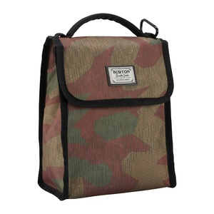 バートン(BURTON) LUNCH SACK 6L SPLINTER CAMO PRINT 1730511316