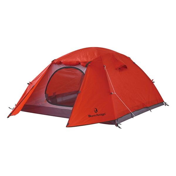 Buen Amigo(ブエンアミーゴ) Buen Amigo(ブエンアミーゴ) Comfort(コンフォート) QQ15-J-RED ファミリードームテント