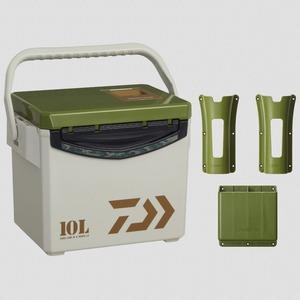 クールラインアルファ S1000X LS 10L グリーン
