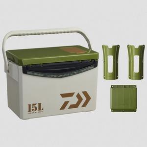 クールラインアルファ S1500X LS 15L グリーン