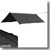 Bush Craft(ブッシュクラフト) ORIGAMI TARP 4.5×3 ブラックステッチ