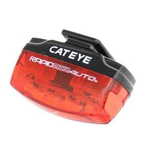 キャットアイ(CAT EYE) TL-AU620-R RAPID micro AUTO テールライト 赤×黒
