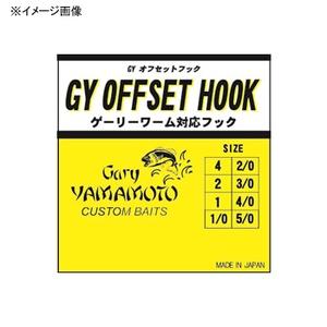 スミス(SMITH LTD) GYオフセットフック #3/0