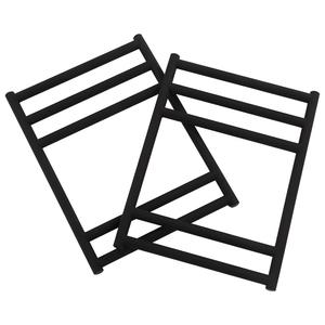 DOD(ディーオーディー) テキーラベンチレッグ ブラック CL2-543