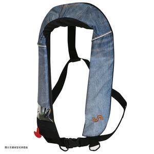 Takashina(高階救命器具) 国土交通省承認 首掛け式ライフジャケット 桜マーク タイプA 遊漁船(釣り船)対応