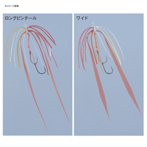 がまかつ(Gamakatsu) 桜幻 スカートユニット #2 ブラッディーベイト 19203-2-0