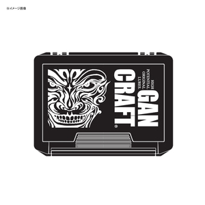 ガンクラフト(GAN CRAFT)フェイスロゴJK BOX